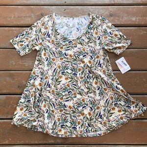 3/$30 LulaRoe Perfect Tee - Size XS (4-10).